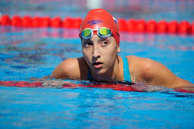 Barbora Tomanová, Európsky olympijsky festival mládeže, Pondelok, 27. Júla 2015, Tbilisi, Gruzínsko