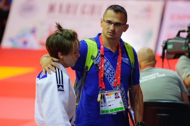 Dominika Kincelová a Jozef Krnáč, Európske olympijsky festival mládeže, Utorok, 28. Júla 2015, Tbilisi, Gruzínsko