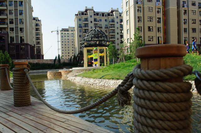 Pohľad do olympijskej dediny Európskeho olympijskeho festivalu mládeže, Pondelok, 27. Júla 2015, Tbilisi, Gruzínsko