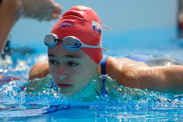 Robin Reindl, plávanie, Európsky olympijsky festival mládeže, Pondelok, 27. Júla 2015, Tbilisi, Gruzínsko