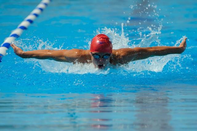 Tomáš Ružič, plávanie - motýlik, Európsky olympijsky festival mládeže, Pondelok, 27. Júla 2015, Tbilisi, Gruzínsko